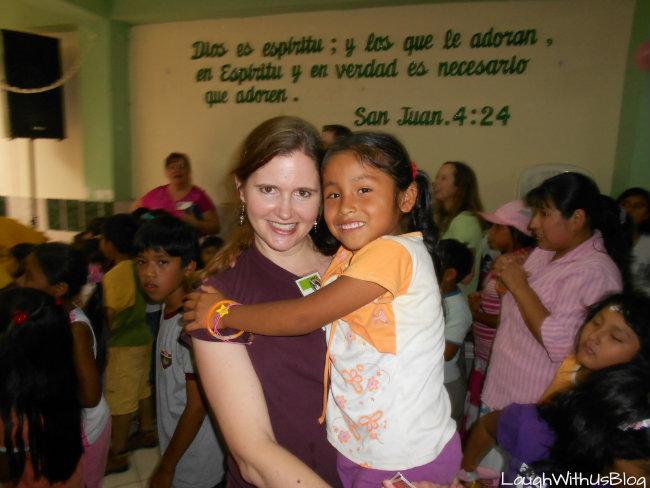 OCC Peru Children