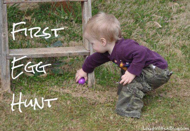 First Egg Hunt