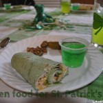 Green meal: Food for St Patrick's Day
