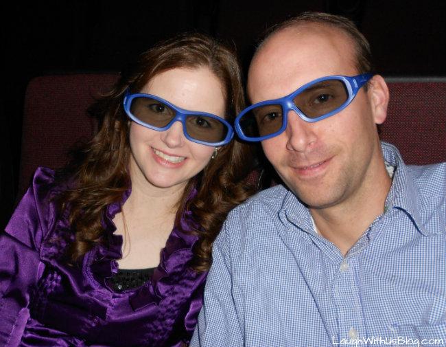 3D Movie time