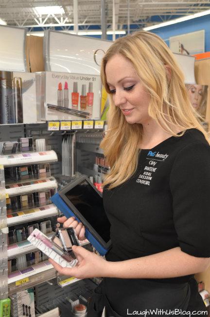 Beauty Consultant Walmart