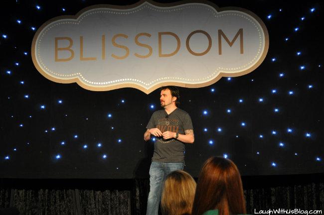 Blissdom Speaker
