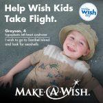 Make-A-Wish #WorldWishDay