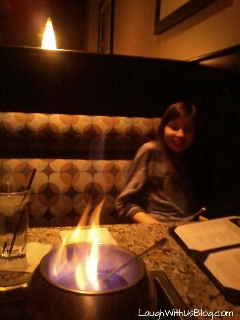 Fondue on Fire