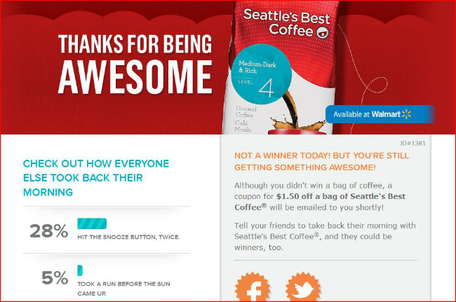 Seattle discount coupons