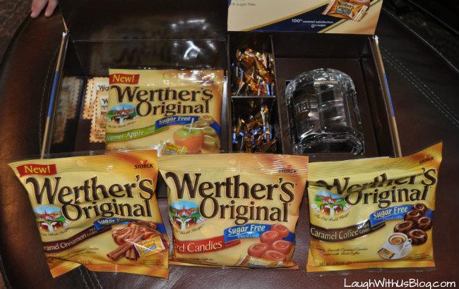 Werther's Sugar free flavors