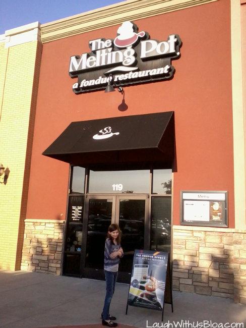at The Melting Pot