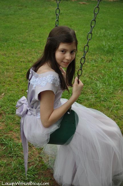 My Noori Flower Girl Dress