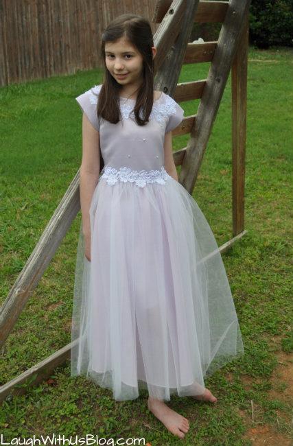 Noori Flower Girl Dress