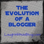 The Evolution of a Blogger