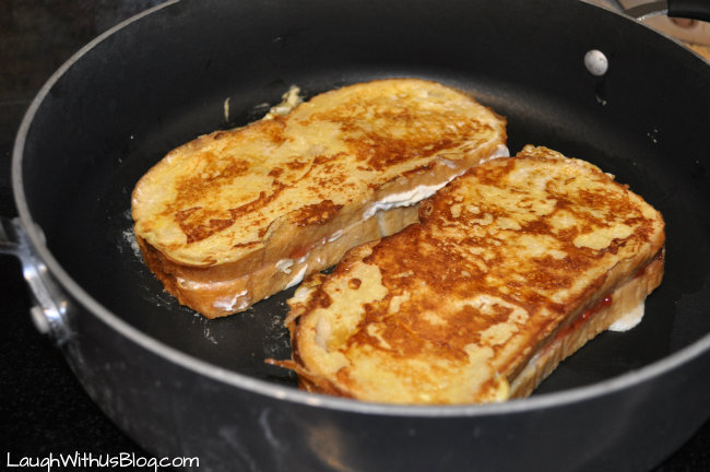 pan fry french toast