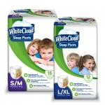 When bedwetting is an issue #WhiteCloudSleepPants #ad