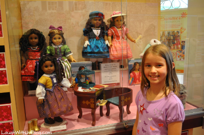 Looking for my first American Girl doll