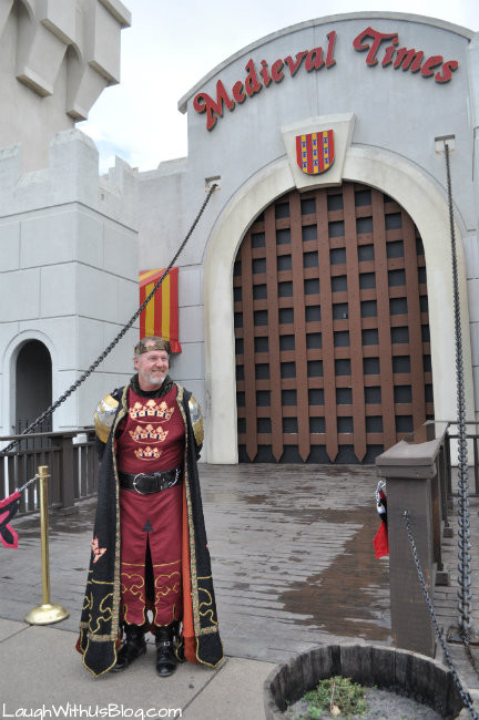 Medieval Times Dallas Castle