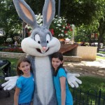 Six Flags over Texas with #WetOnes #sponsored