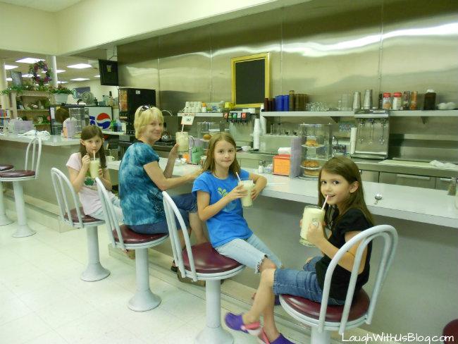 Soda Fountain Shop