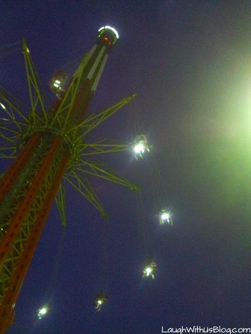 Flying High on the Texas Sky Screamer