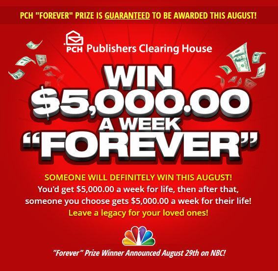 Forever Prize