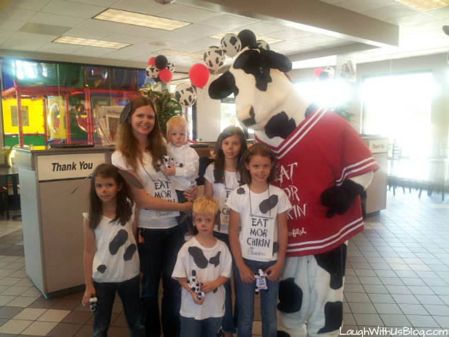 Free Chick-fil-A Day