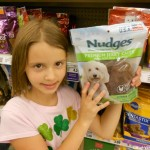 #ad Sharing the Love with made in the USA Dog Treats #NudgesMoments