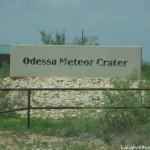 Odessa Texas Meteor Crater