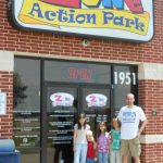 Family Fun at Zone Action Park Lewisville Texas