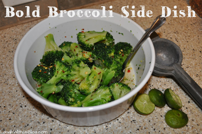 Bold Broccoli Side Dish