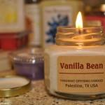 Fragrant Offering Candles #spon