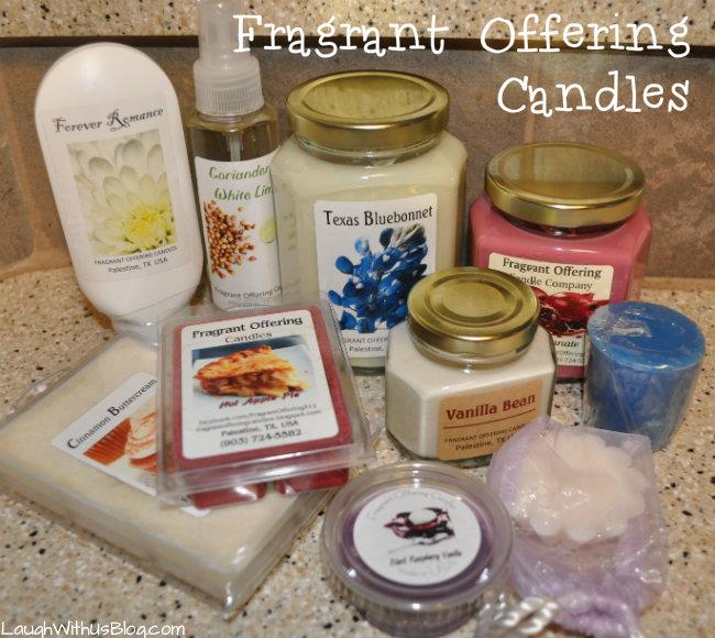 Fragrant Offering Sample pack