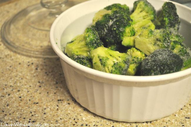 Сколько по времени готовить капусту брокколи