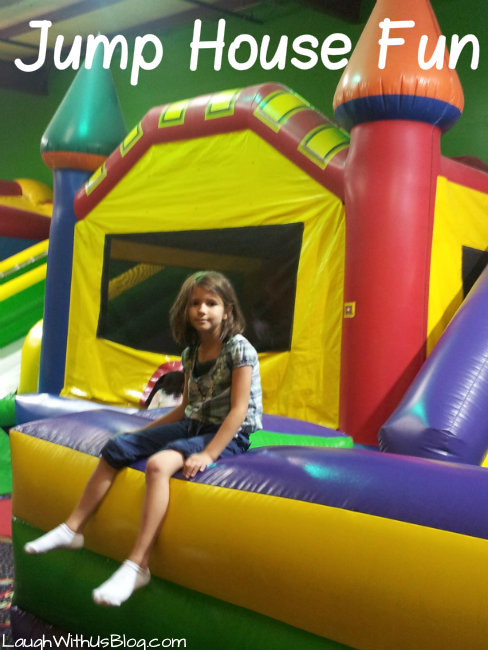 Fun at the Jump House