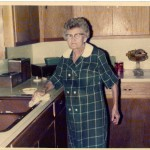The near death of Dad's mother