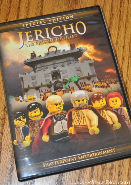 Jericho The Promised Land fulfilled