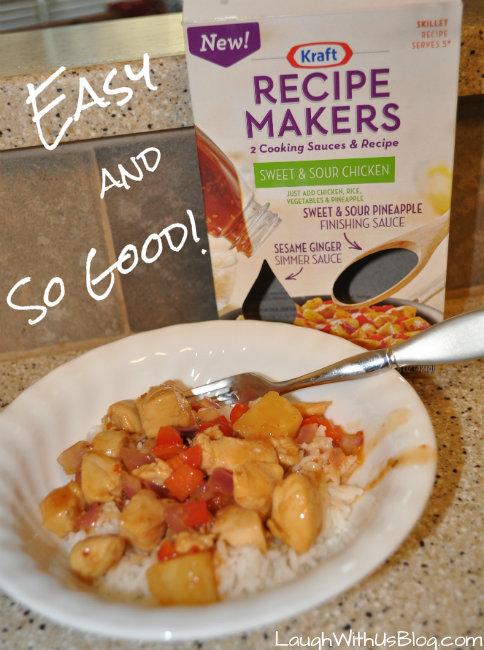 #RecipeMakers