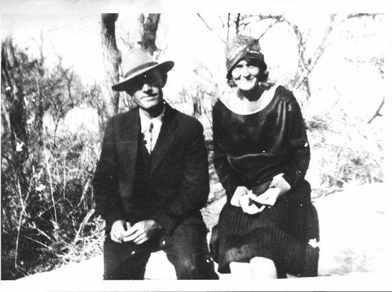 My paternal grandparents