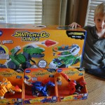 Switch & Go Dinos Review and #Giveaway #spon