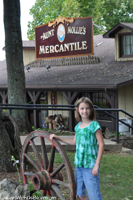 Aunt Mollie's Mercantile