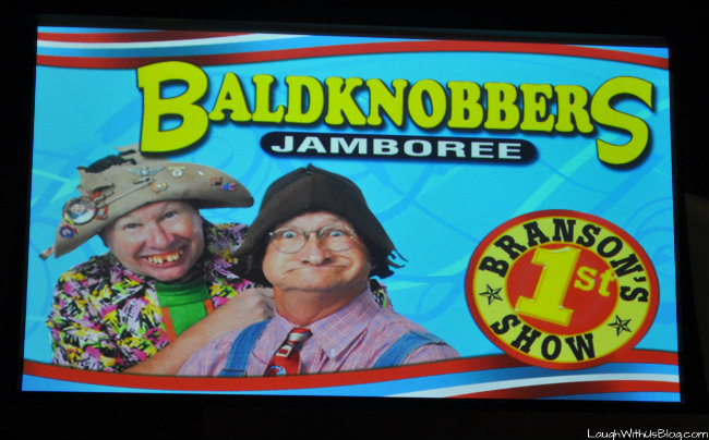 Baldknobbers Jamboree Branson's 1st Show #spon