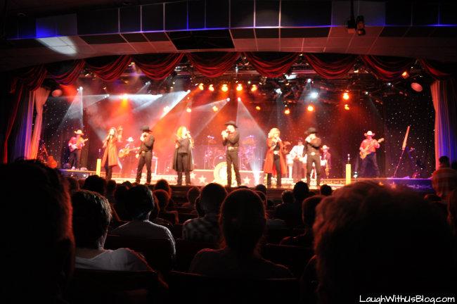 Baldnobbers on stage #spon