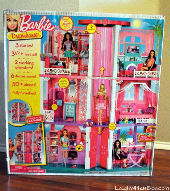 Barbie Dreamhouse #sp