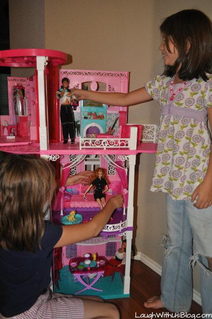 #BarbieIsMoving #sp