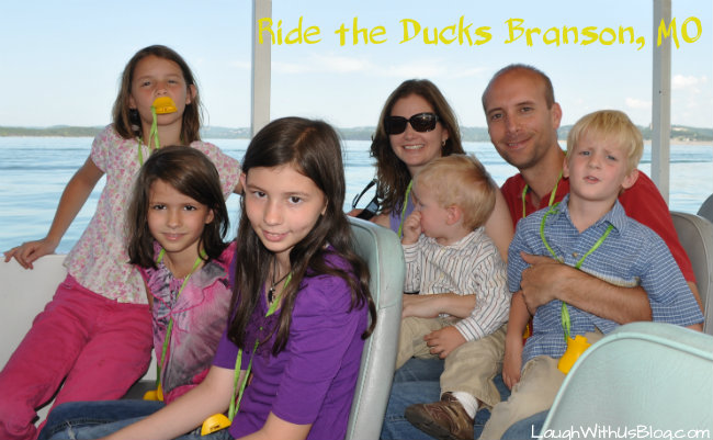Ride the Ducks Branson Mo