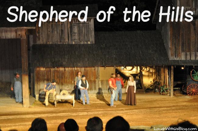 Shepherd of the Hills play