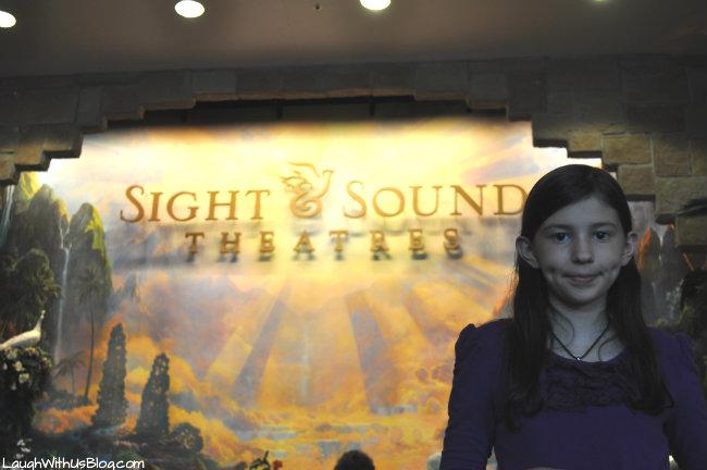 Sight & Sound Theater Branson #Spon