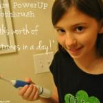 Sonicare PowerUp Toothbrush #giveaway #shop #Powerupursmile #cbias