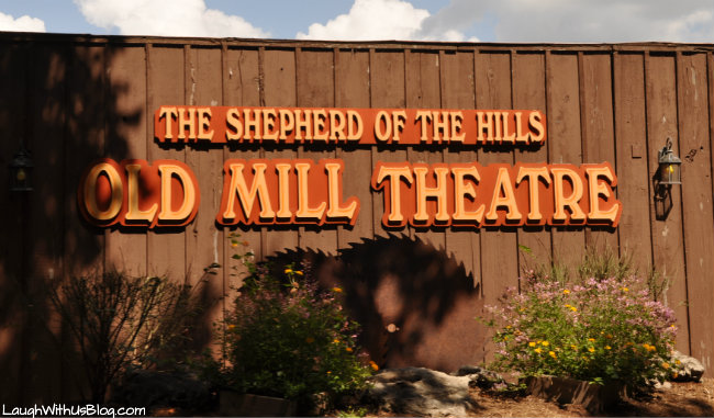 The Shepherd of the Hills Old Mill Theater