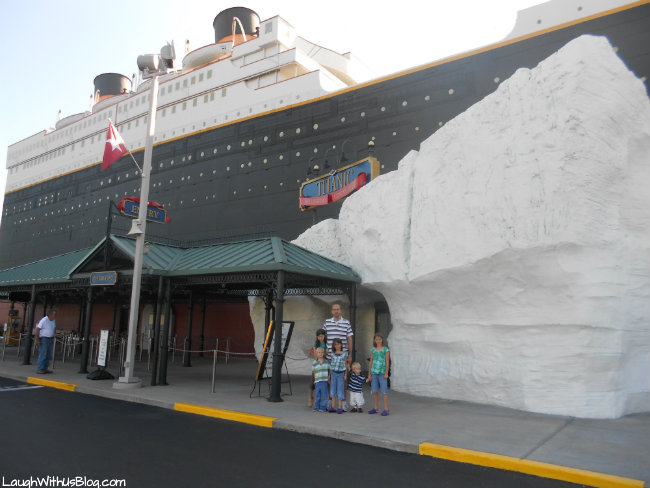 Titanic Museum Banson #spon