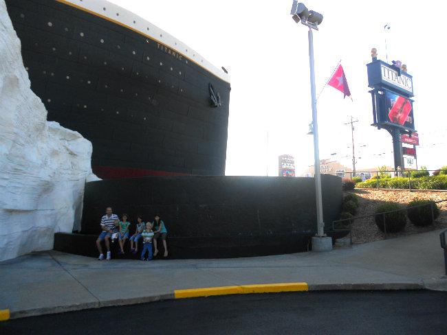 Titanic Museum #spon
