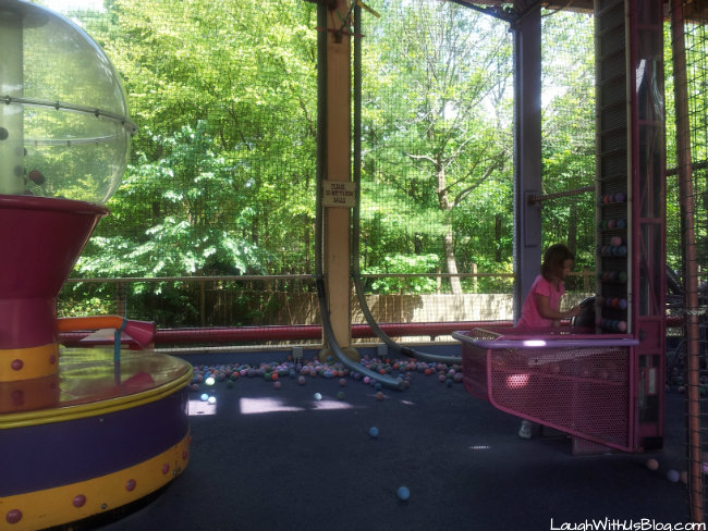 kid area at Silver Dollar City #spon