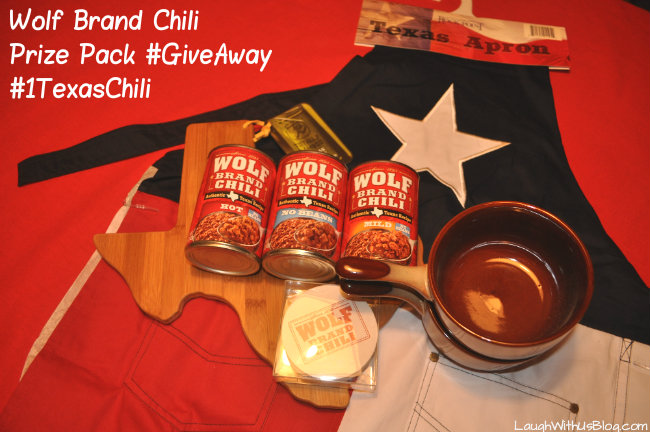 #1Texas Chili #Giveaway #ad